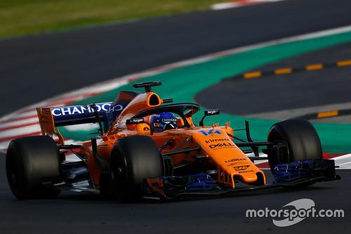 Alonso MCL33
