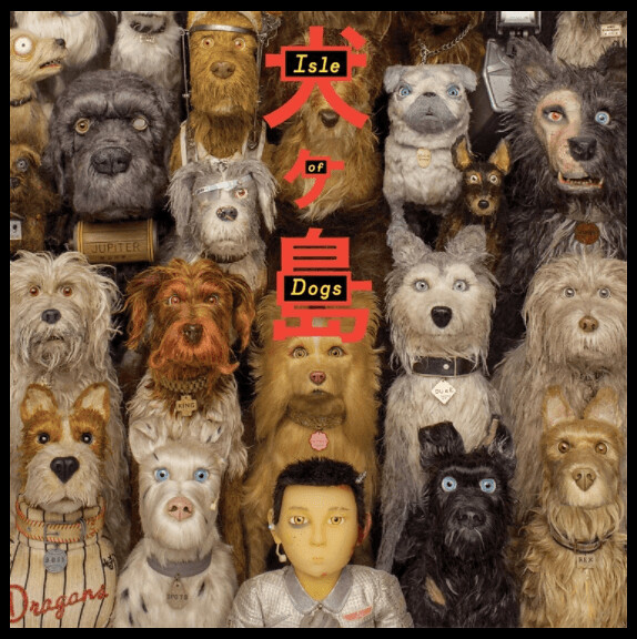 Various Artists - Isle Of Dogs (Original Soundtrack)