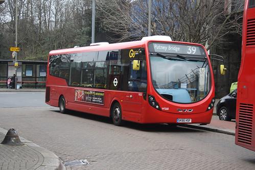 Go-Ahead London WS68 SK66HSF