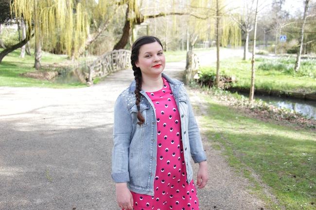 comment-porter-robe-rose-fuchsia-blog-mode-la-rochelle-5