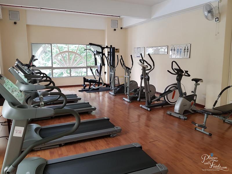 silka johor bahru gym