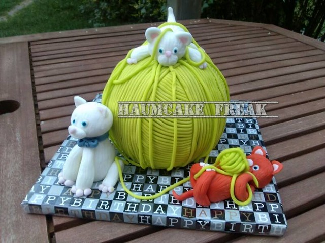 Cake by Haumcake Freak