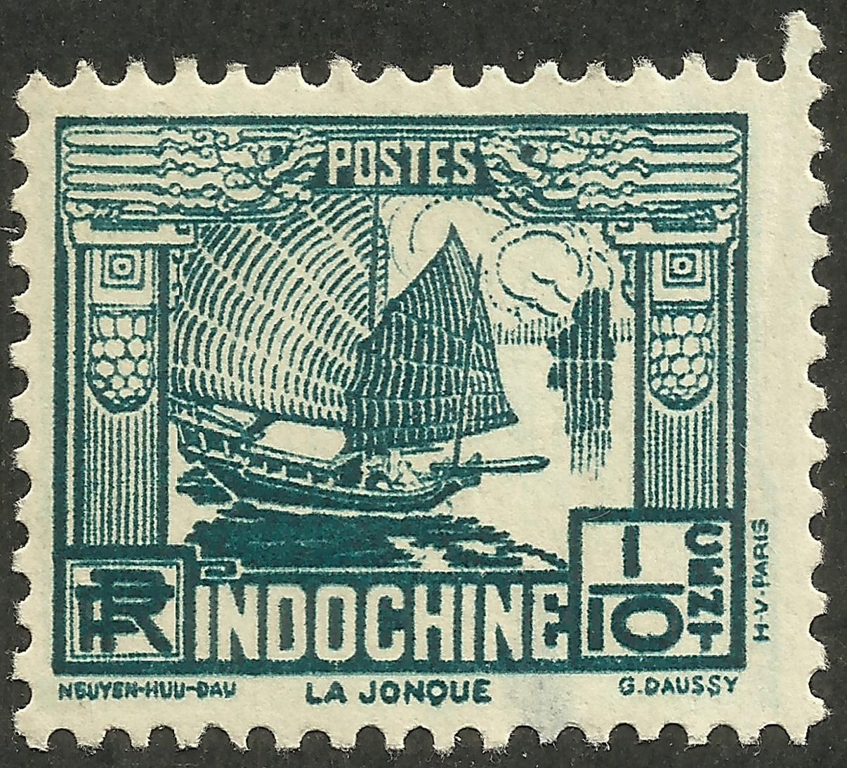 Indo-China - Scott #143 (1931)