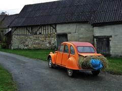 Citroën 2CV Surohon / Beaulandais (61 Orne) 13-11-10a
