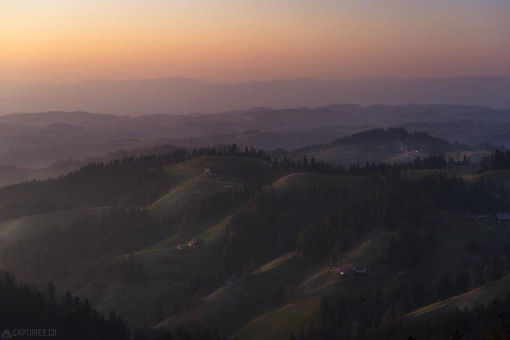 Sunset - Ober Rafrüti