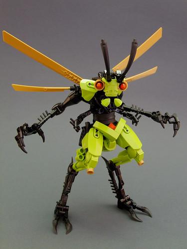Plague Locust Iota
