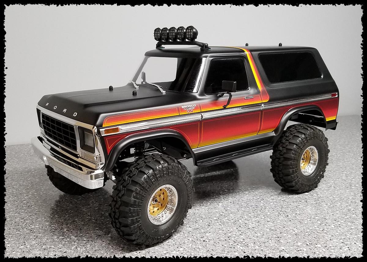 Bilinvics Trx4 Bronco Build Page 2 Rccrawler Pole Barn 7 Ford Forum 37