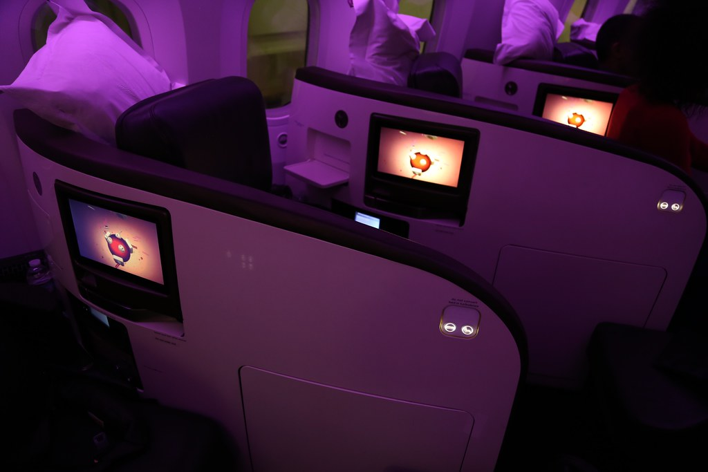 Virgin Atlantic Upper Class 3