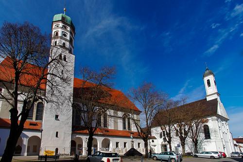 St. Peter, Dillingen an der Donau
