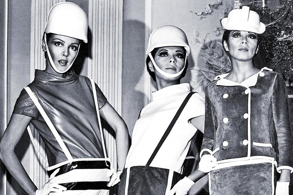 Andres Courreges 1964 Space Age