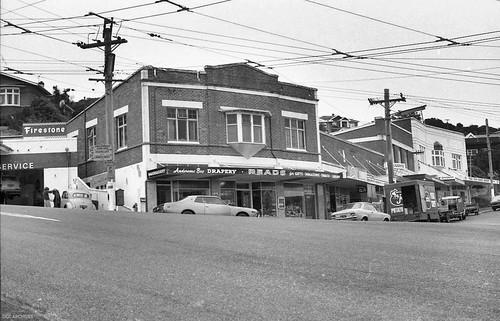 Highcliff Corner Shops, c1978