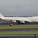 Boeing 747-122SF N852FT Prestwick 22-10-10