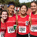 Girls DMR - Stanford Invitational 2018