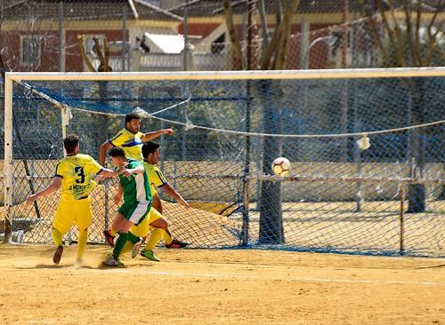 Fútbol 3º Andaluza La Motilla y C.D. Montequinto
