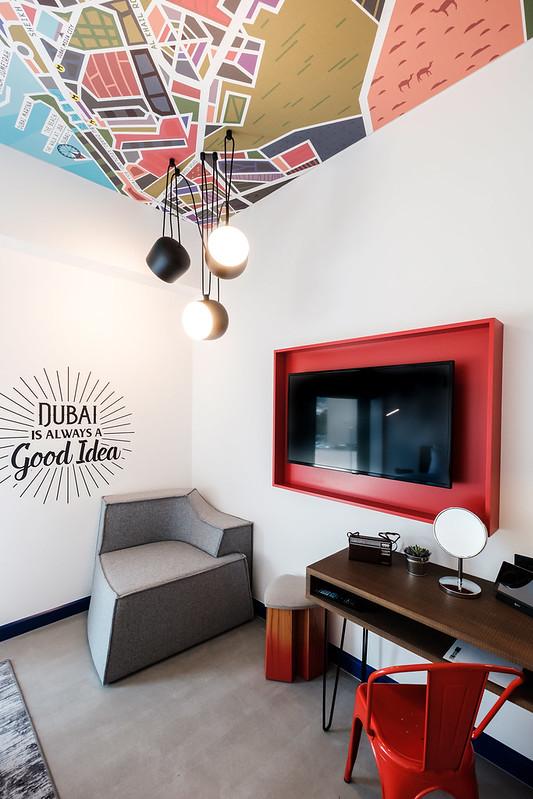 Zabeel House Mini Pocket room interiors 2