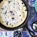 Blueberry Skillet Pancake