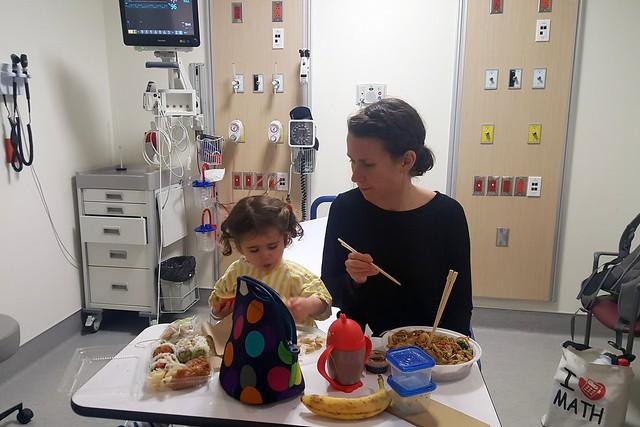 Hospital Visit #6