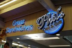 Phil's Deli and Grill - The Grove /Farmer's Market LA
