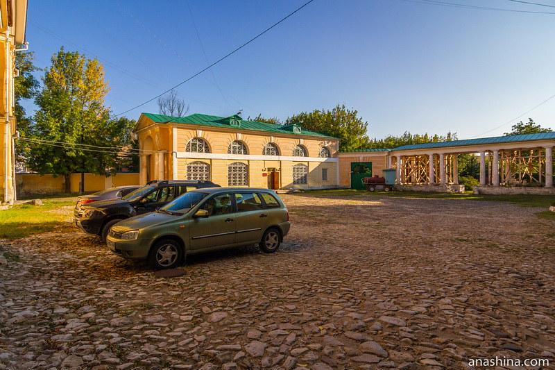 Усадьба Золотаревых-Кологривовых, Калуга