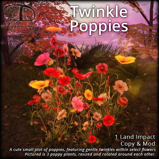 Twinkle Poppies - FREE/HUNT - TeleportHub.com Live!