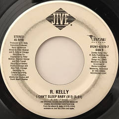 R.KELLY:DOWN LOW(NOBODY HAS TO KNOW)(LABEL SIDE-B)