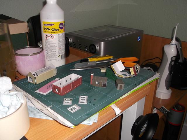Metcalfe Kit Construction