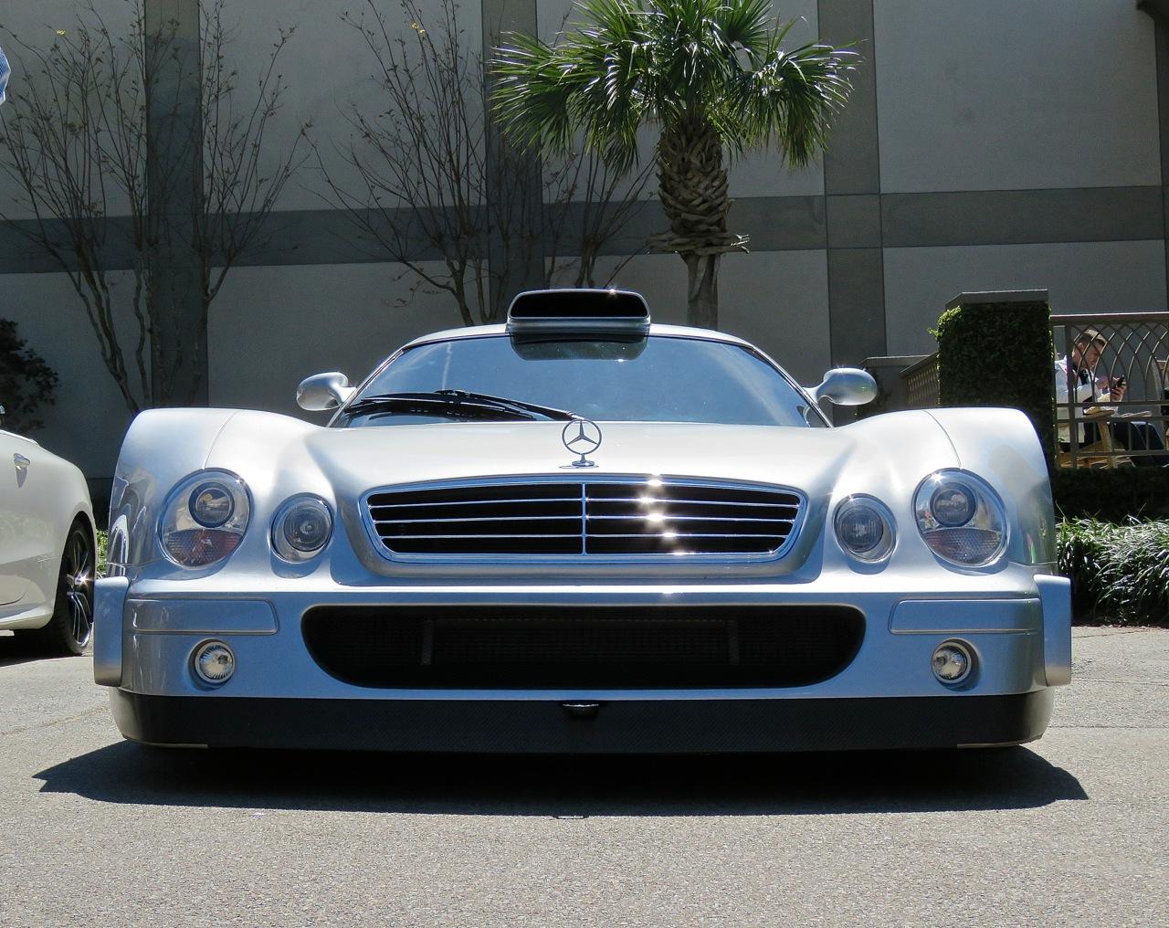 Mercedes CLK GTR Amelia 9