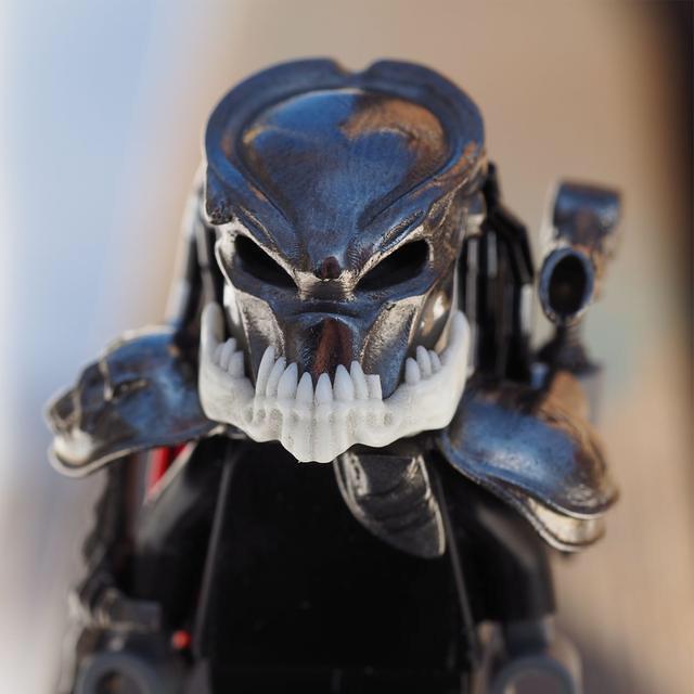 Berserker Predator by BrickPredator