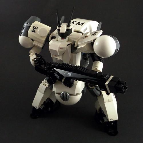 LMK-34 'Kickass' Heavy Mech