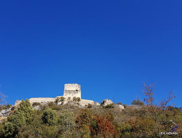 Subimos hasta el Castillo de Ocio (2)