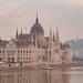 Parliament at dawn