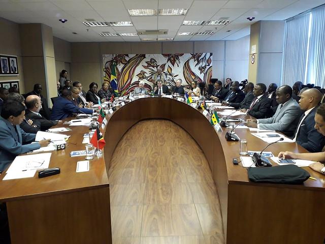 18.03. VII Reunião de Ministros do Ambiente da CPLP