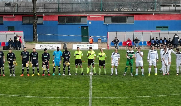 Virtus Verona-Cjarlins Muzane 2-0, tre punti da..primato!