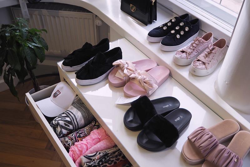 marsaana pr-toimistolla kengät