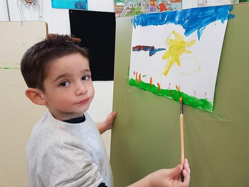 Artistas pintando (17)