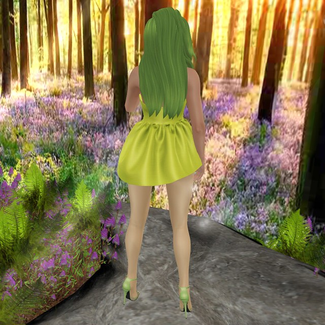 ASU - Forest Nymph back