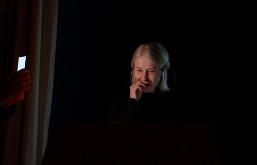 Cecilia Edefalk föreläste på Norrköpings Konstmuseum