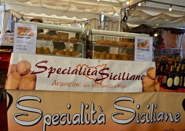 Siciliane Arancines