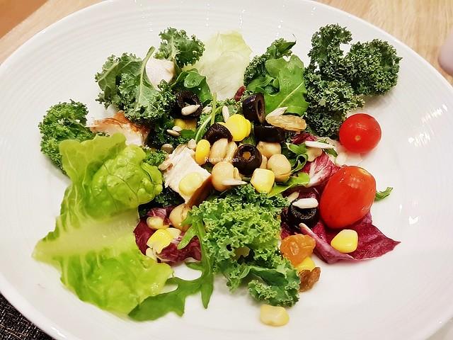 DIY Salad Bowl