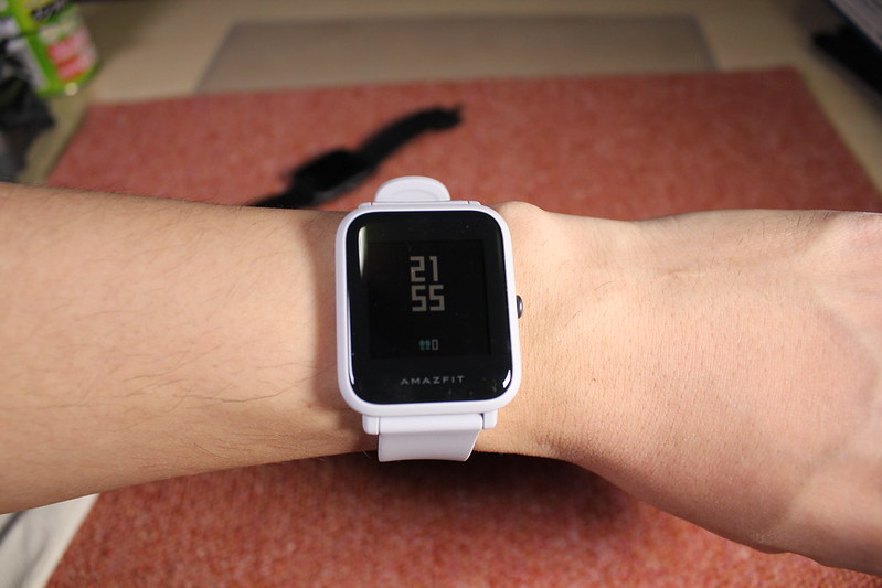Xiaomi Huami Amazfit Bip インターナショナルバージョン 開封レビュー (29)