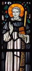 St Dominic (Margaret Agnes Rope, 1931)