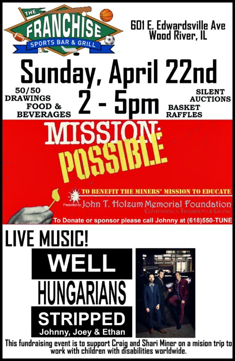 Mission Possible 4-22-18