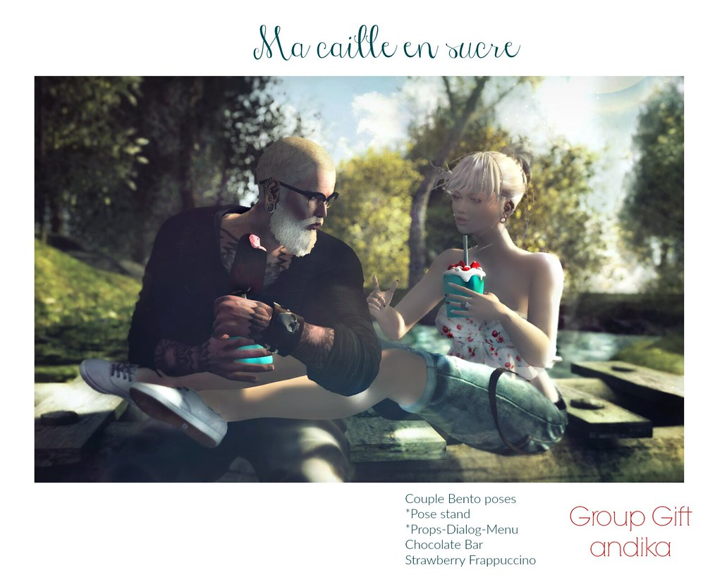 andika Group Gift[[Ma caille en sucre]