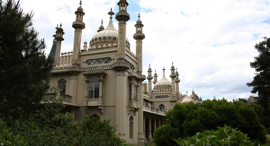 Top 10 bezienswaardigheden Brighton: Royal Pavilion | Mooistestedentrips.nl