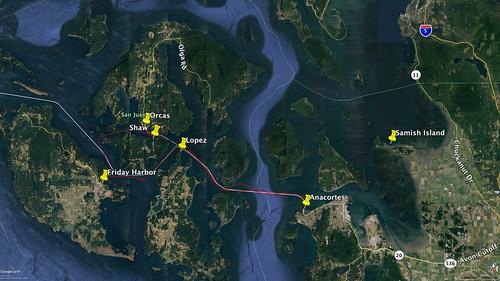 Anacortes to Friday Harbor-19