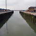 Southwick Ship Canal lock