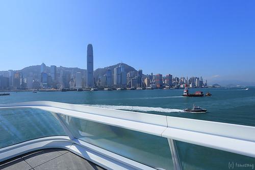 Ocean Terminal Deck