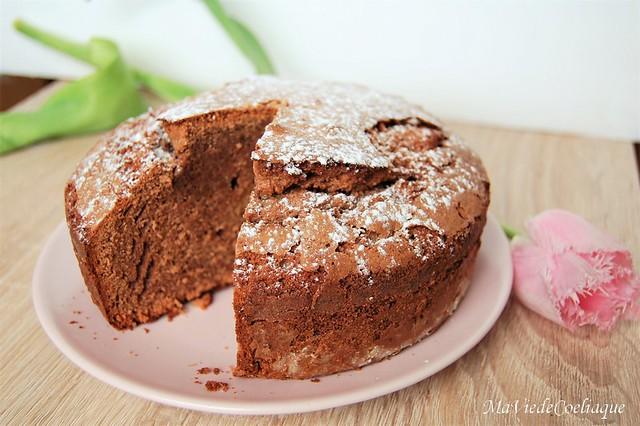 gâteau aux noisettes sans gluten sans lactose
