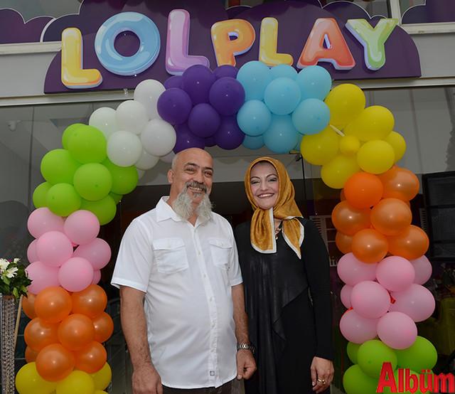 Lol Play meslek atölyelerinin tasarımcısı Hakan Köylüoğlu, Rukiye Okşar