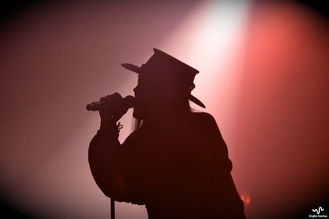 Fields of the Nephilim [Hard Club, Porto]